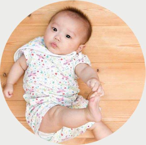 赤ちゃんも安心住宅イメージ