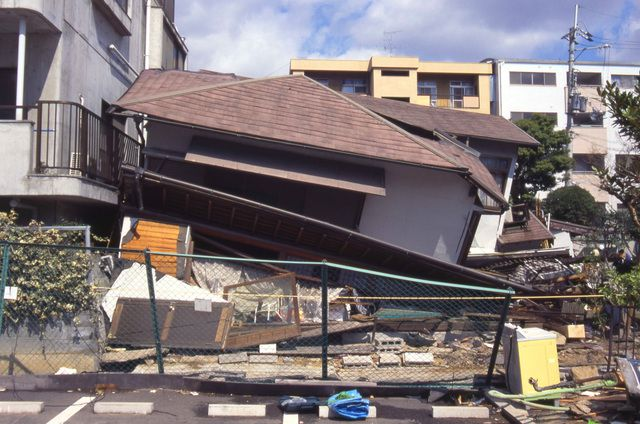 地震に強い