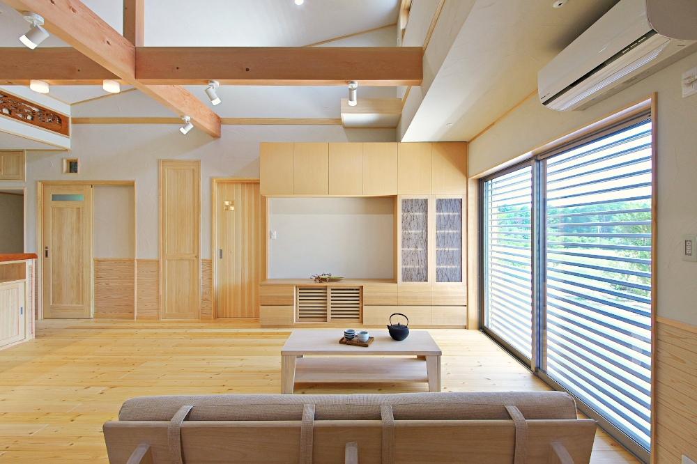 LDK・洋室・トイレ…各部屋で異なる仕様で、想いの詰まった平屋のお家