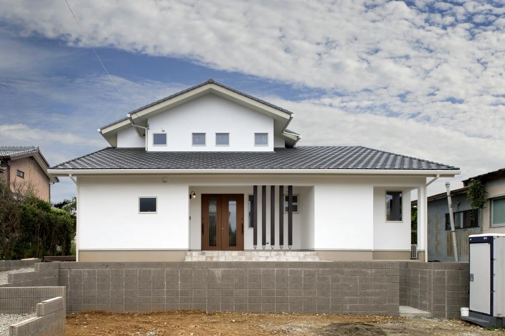 7種の無垢床 ネコちゃんと暮らすおしゃれなスイス漆喰のお家