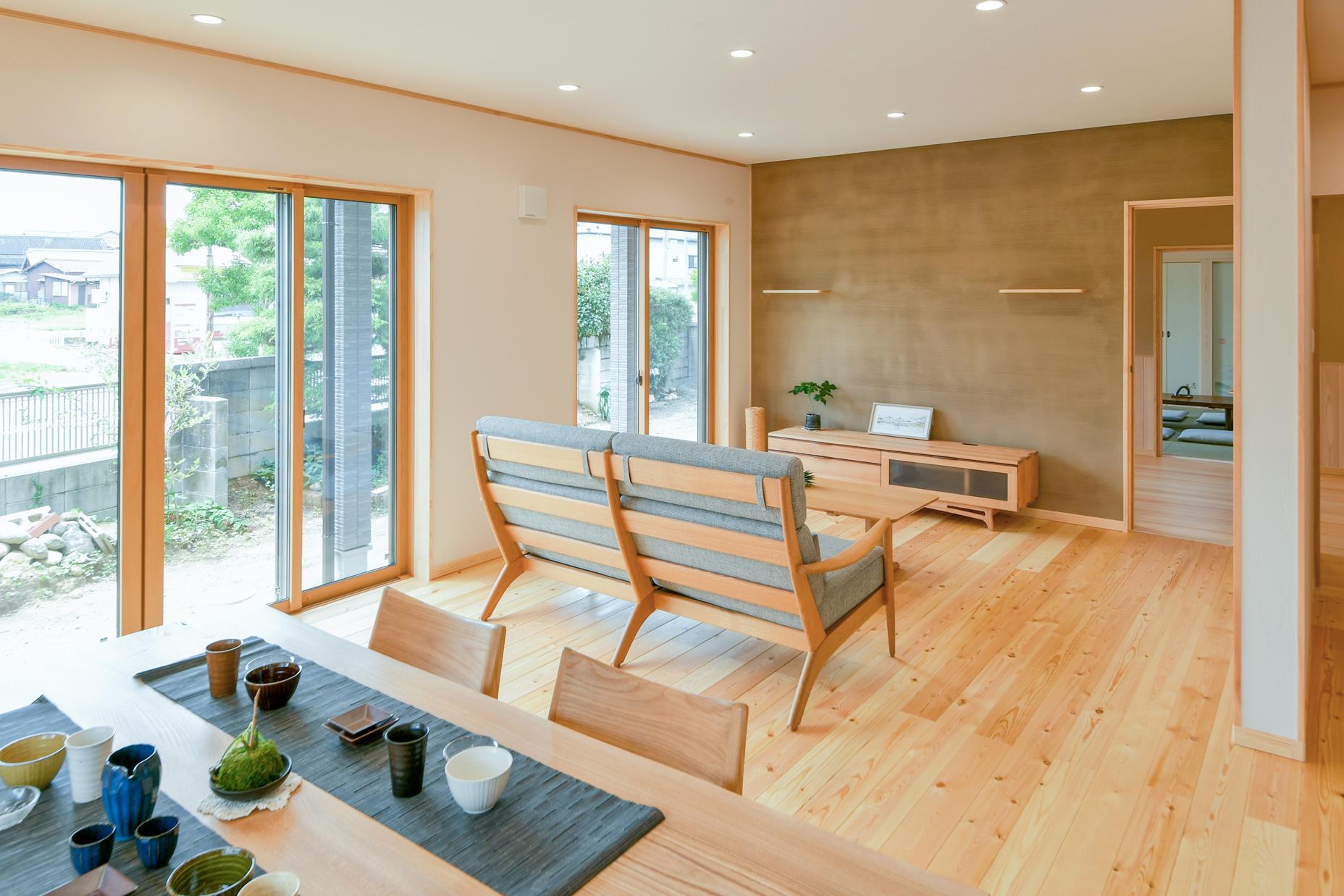 「大きな2世帯住宅」が叶えた夢のお家。【1F】