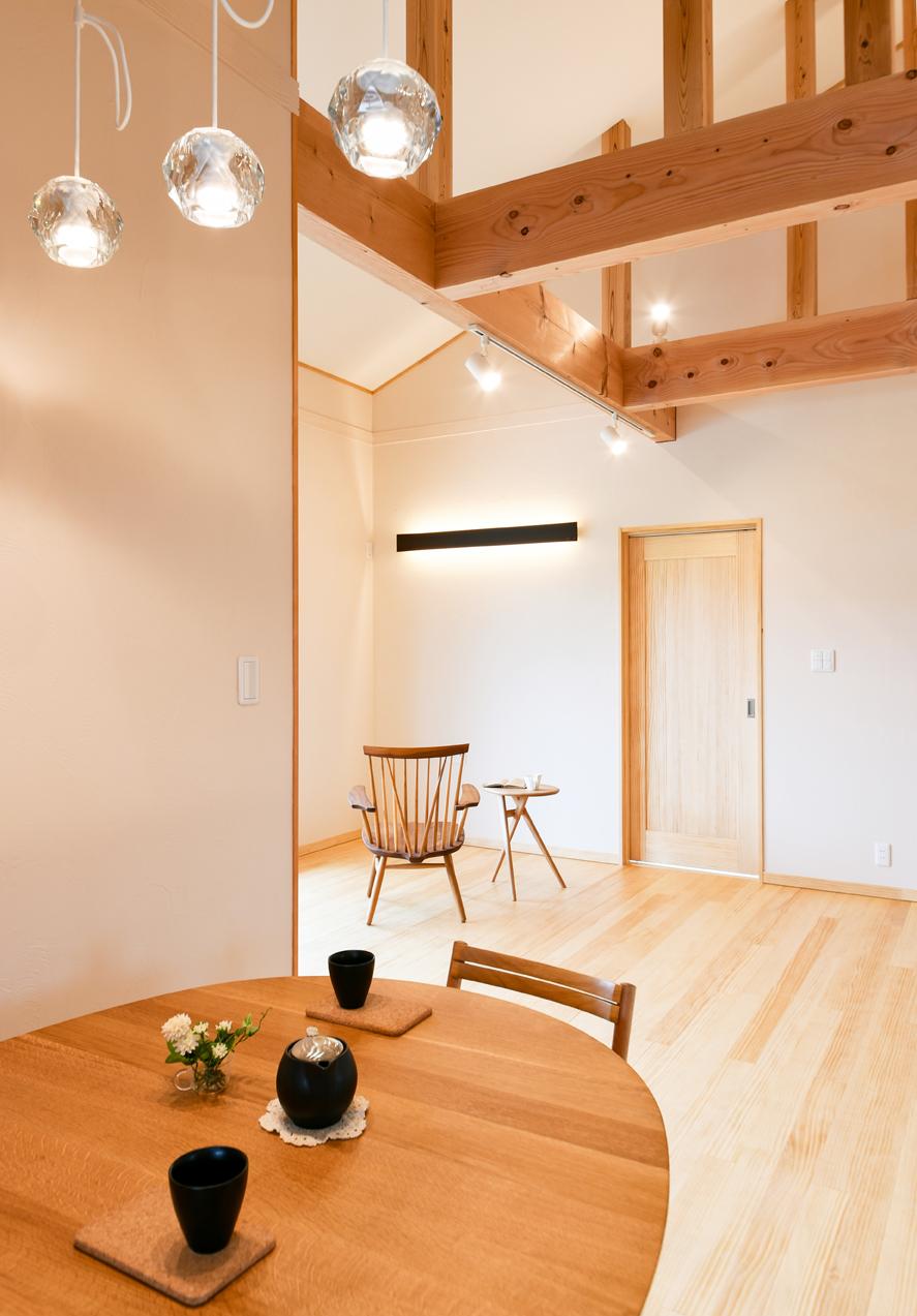 「大きな2世帯住宅」が叶えた夢のお家。【2F】